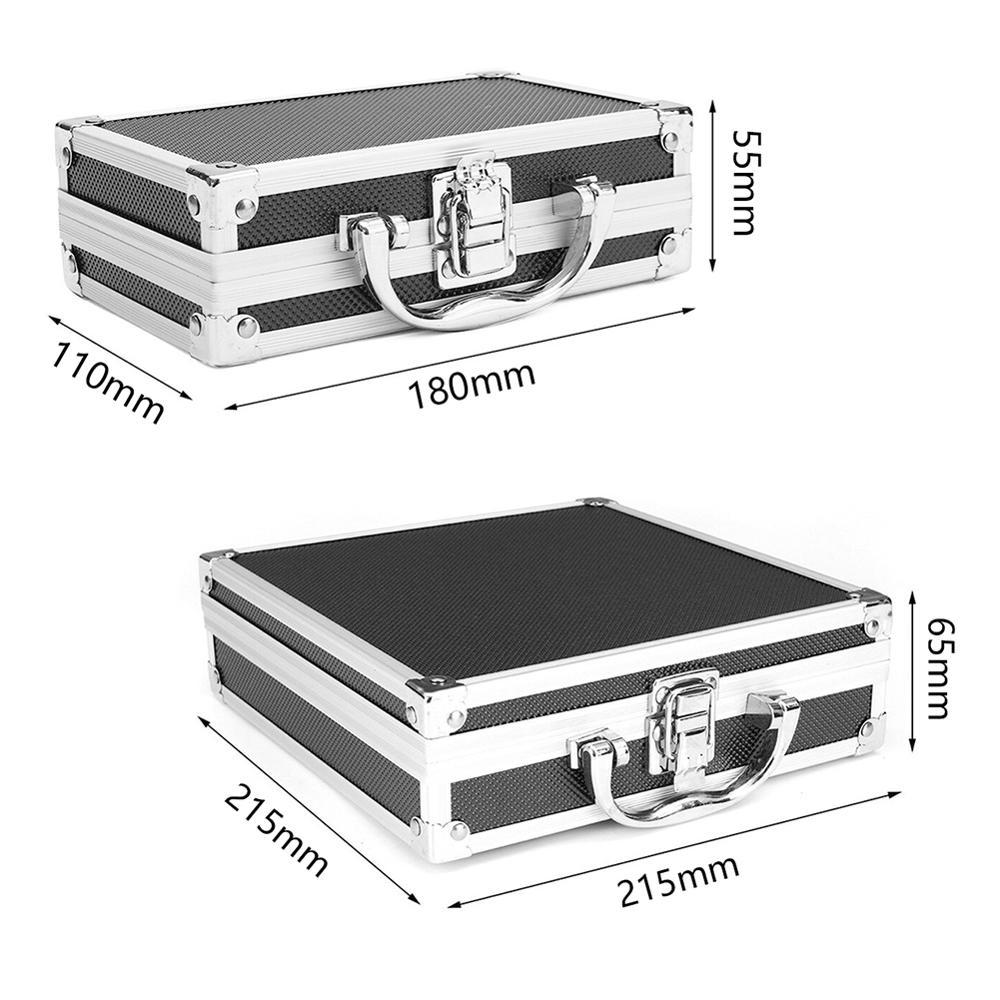 Новый набор инструментов Портативный Алюминий долговечная губка