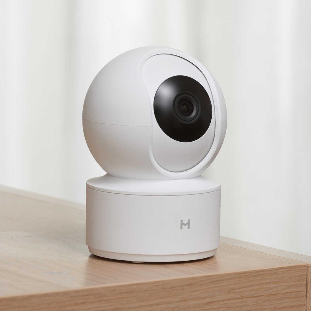 Xiaomi Mijia Chuangmi Xiaobai Cámara inteligente 1080P WiFi visión nocturna 360 ángulo WIFI cámara de vídeo inalámbrica Monitor de bebé