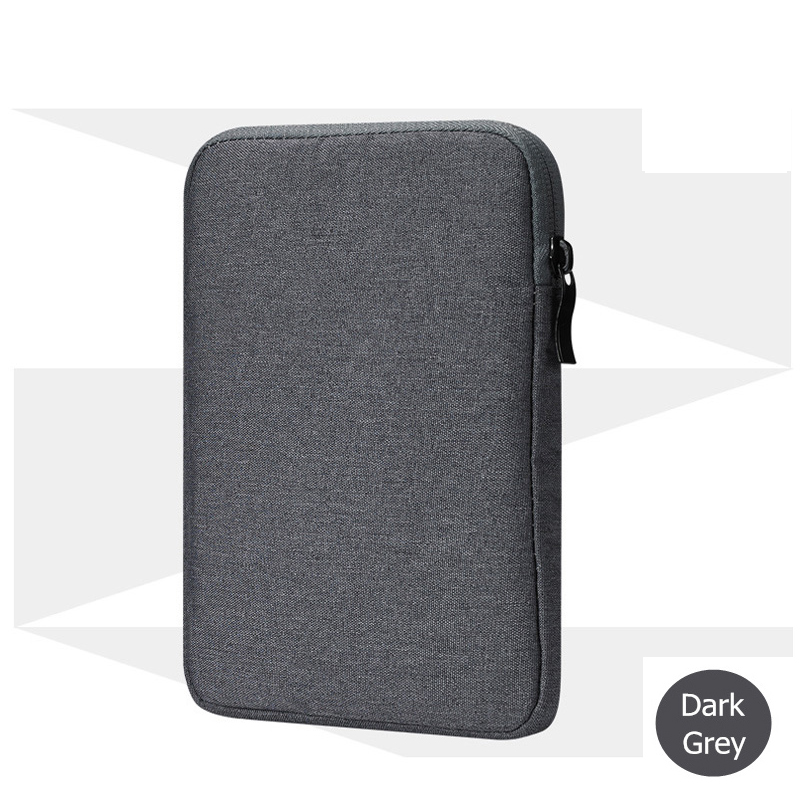 Accessory And Charger Storage Bag 9.7 Inch AINAAN iPad//Tablet Sleeve Case ,Shockproof Dark Gray Waterproof Portable