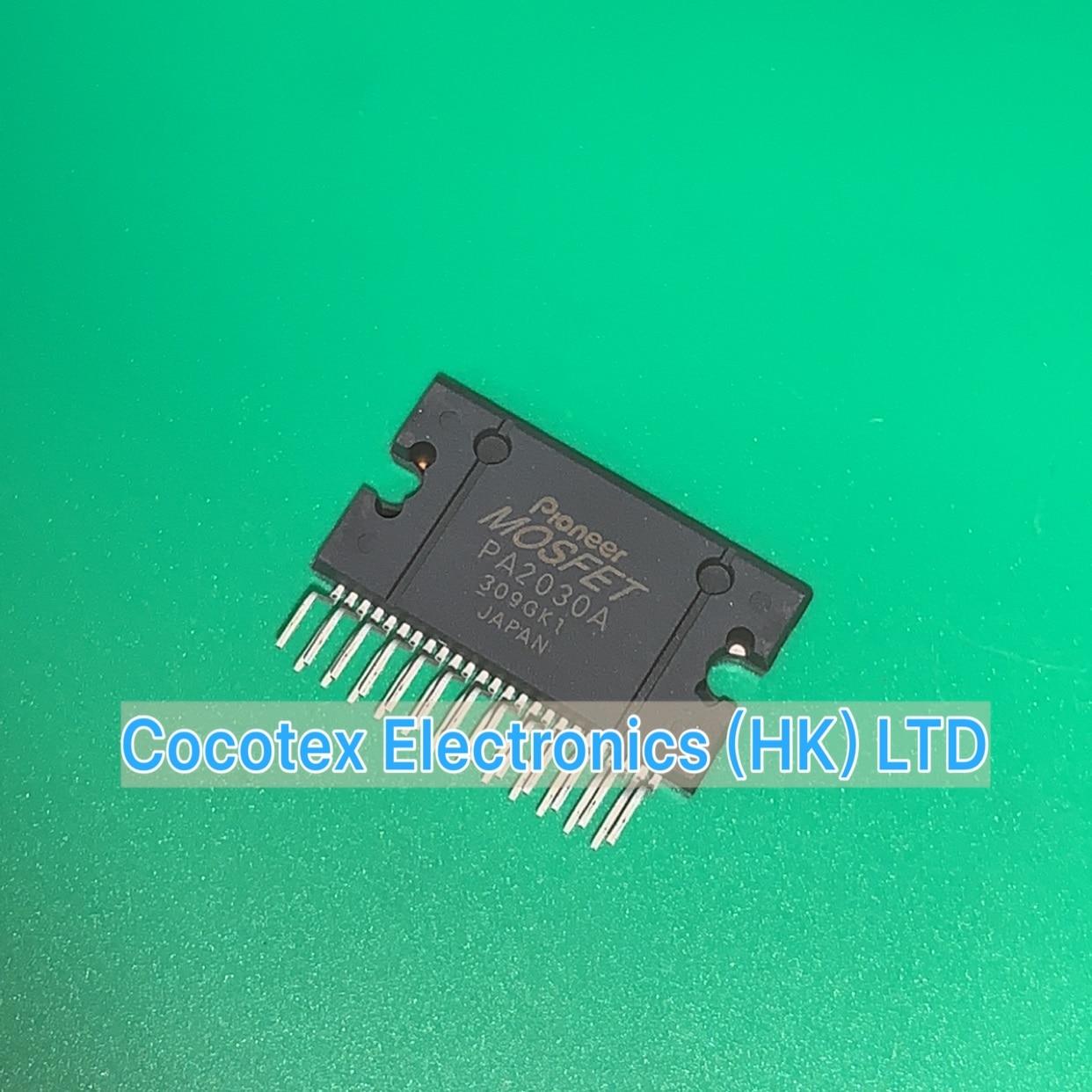 PA2030A ZIP25 PA 2030 A 4x60W Car Amplifier IC Replace TDA7850 Scalable TDA7388