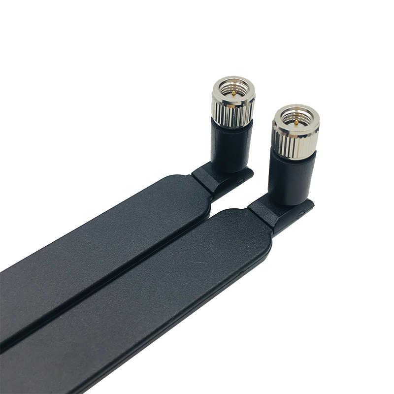 WIFI anten SMA erkek 15 dBi 4G sinyal güçlendirici yüksek kazanç LTE yönlendirici harici anten WiFi için Huawei B593 b315 B310 698-2700MHz
