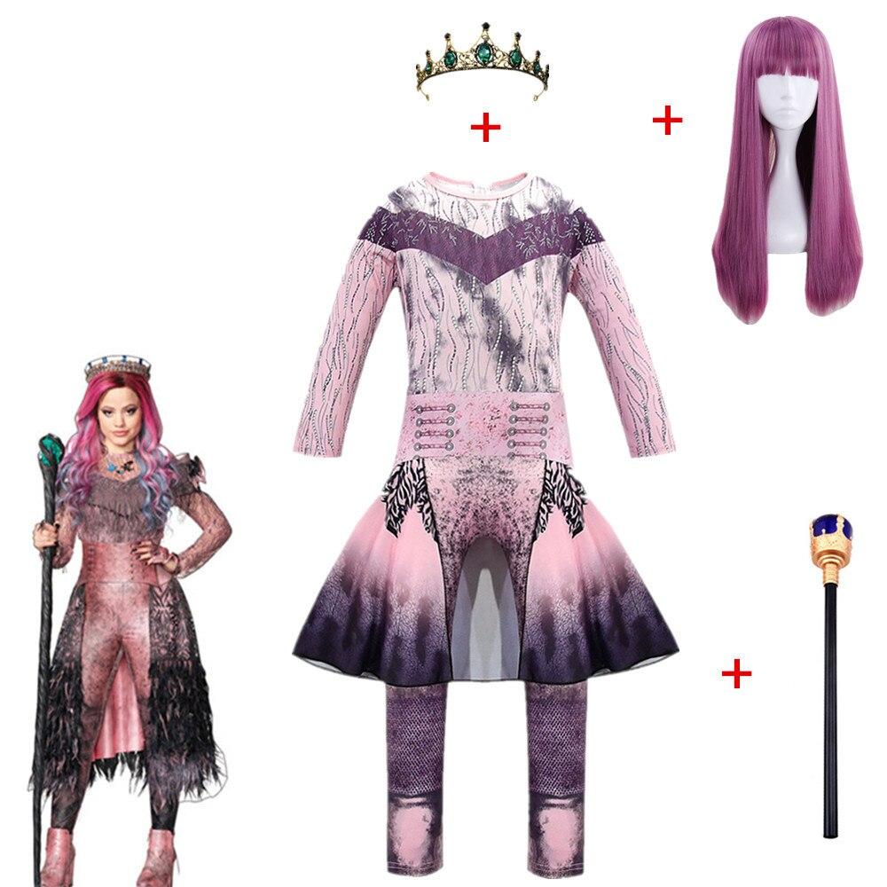 audrey from descendants costume