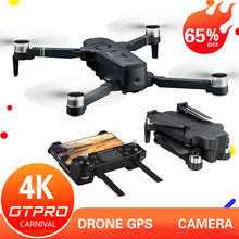 OTPRO Mini dron 4K 5G Camera Drones Professional GPS RC Helicopter Brushless Mot