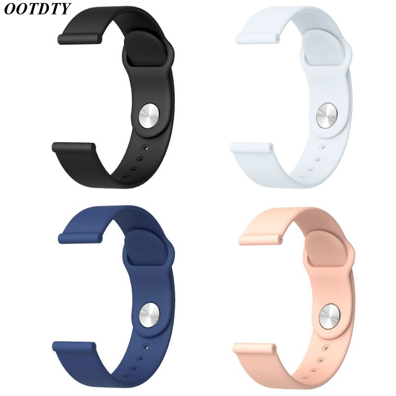Universal 20mm Strap Band For P70 P80 Smart Watch Women Men Sport Strap
