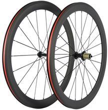 Ruedas de bicicleta de carreras de peso ligero T1000 UD 3K 700C 38mm 40mm 50mm 60mm 88mm de profundidad, juego de ruedas de bicicleta de carretera de carbono, XDB DPD ship