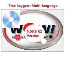 2021 gorąca sprzedaż dla WOW Wurth V 5.00.8 R2 wielojęzyczny z bezpłatny Keygen wyślij DVD CD dla Vd Tcs Pro Delphis DS150E Multidiag
