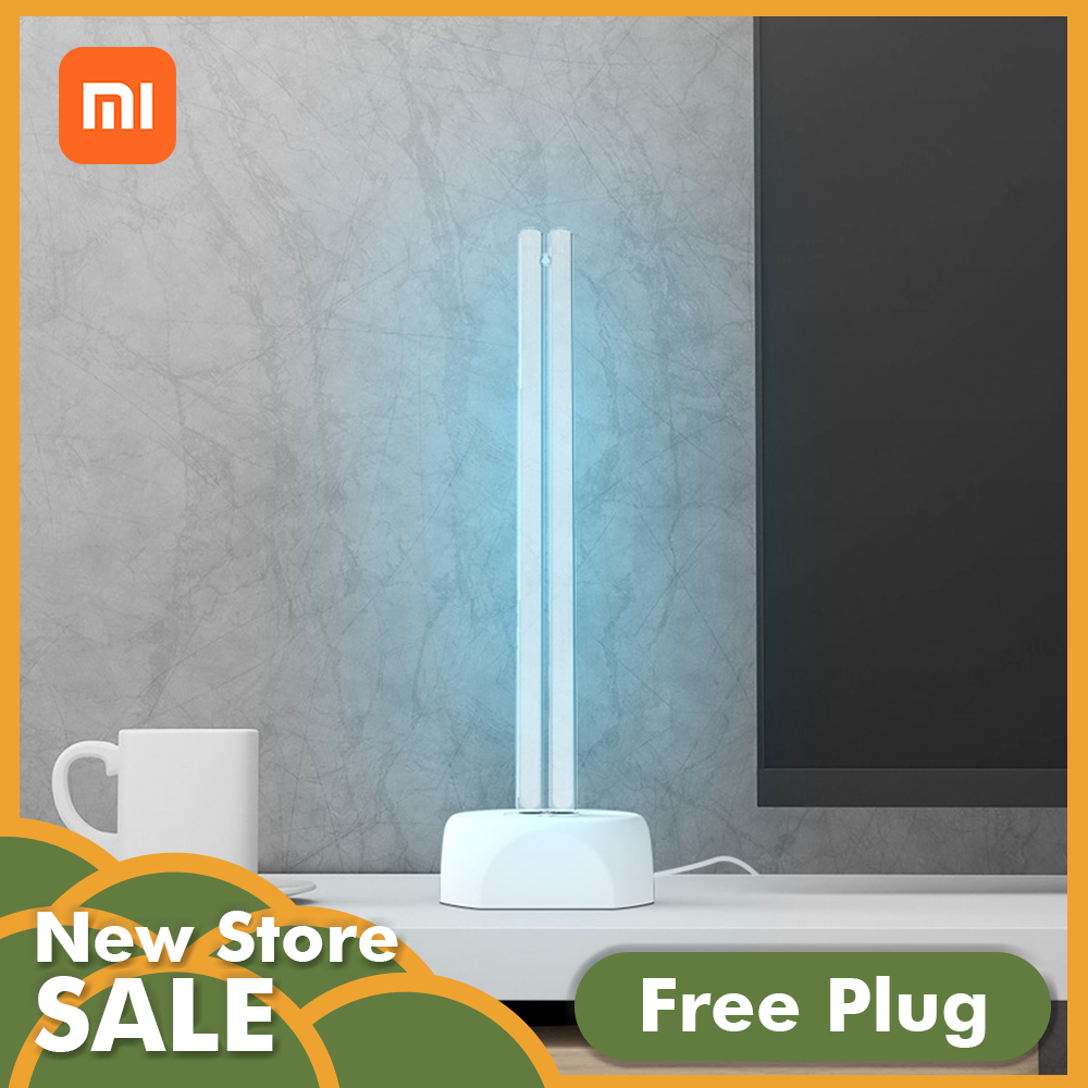 Xiaomi Huayi Household Disinfection Sterilize Lamp High-power 38W UV Ozone Germicidal Disinfection 40㎡ For Home