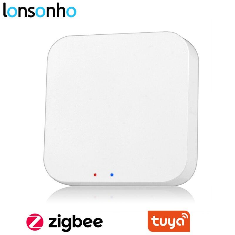 Lonsonho Wireless Tuya Zigbee Hub
