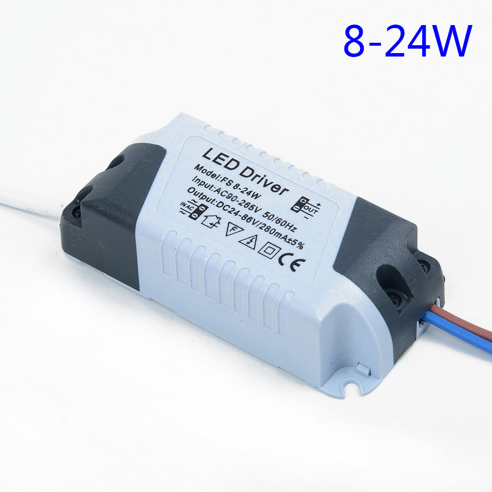 8-18W 8-24W 300mA LED Ceilling Light Road Lamp Power Supply Driver Transformator