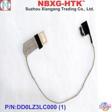 Новый ЖК-кабель для ноутбука LENOVO Z580 Z585 Z580A Z580AM Z585AM LZ3, светодиодный ЖК-кабель LVDS DD0LZ3LC030 DD0LZ3LC000