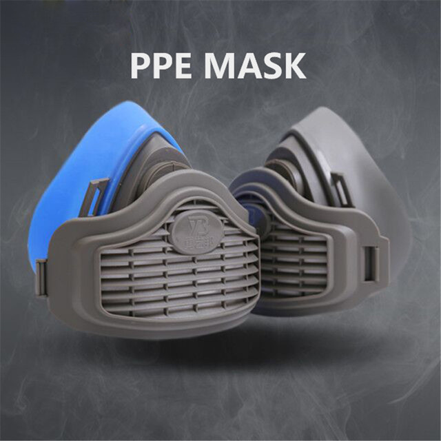 Personal protective equipment 3700 3701 disposable filter pad cotton dustproof  Wholesale reusable protective mouth face masks