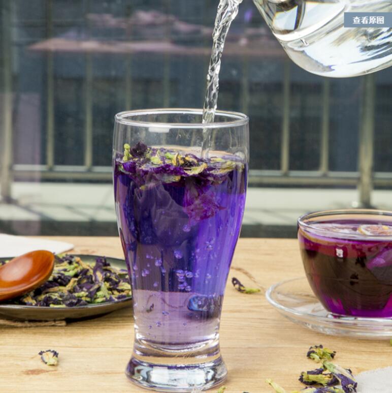 500g Tea Blue Butterfly Pea tea Dried Clitoria Kordofan Pea Flower Tea 1