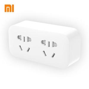 Image 1 - Chính Hãng Xiaomi Power Strip Chuyển Đổi Mijia Di Động Cắm Du Lịch Cho Văn Phòng Nhà 2 Đa Năng Ổ Cắm