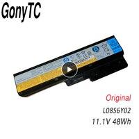 GONYTC Original Laptop battery For Lenovo G500 3000 G430 G450 G530 G550 N500 Z360 B460 B550 V460 V450 G455 G555 L08s6y02