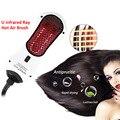 Инфракрасный выпрямитель для волос  расческа для волос  портативная расческа  2 в 1  щипцы для завивки волос  инструменты для укладки