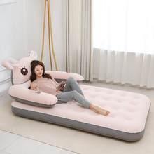 7000 porco colchão cama preguiçoso cama inflável cama de ar casa espessamento cama tatami colchão