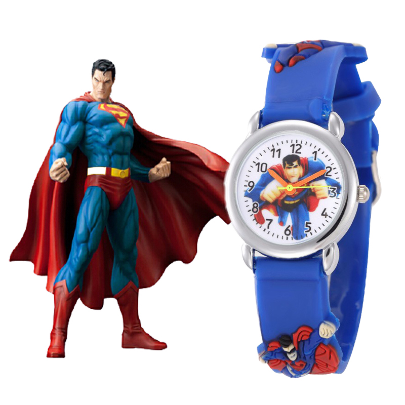 Kids Watch New Fashion Casual Cartoon  Quartz Watch Children Boys Girls Present Gift Clock Montre Enfant Garcon