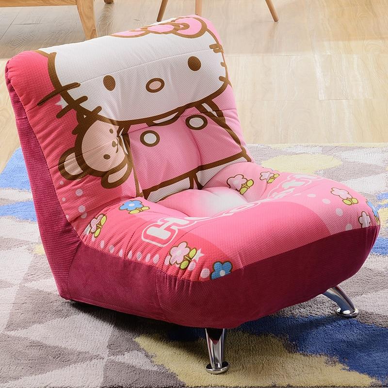Children's Sofa Cartoon Baby Lazy Seat Girl Lovely Single Sofa Mini Princess Boy Tatami