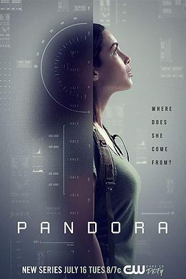 潘多拉第一季海報劇照