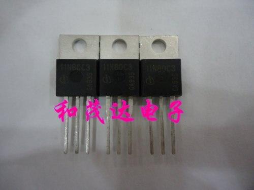 1 шт. новый оригинальный SPP17N80C3 17N80C3 TO-220 В наличии