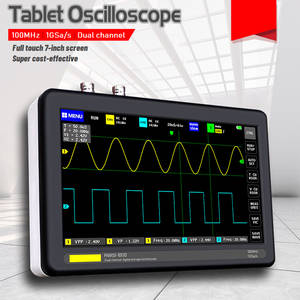 Oscilloscope-Set 1gsa-Analyzer Digital-Storage Handheld Electronic Mini for Maintenance