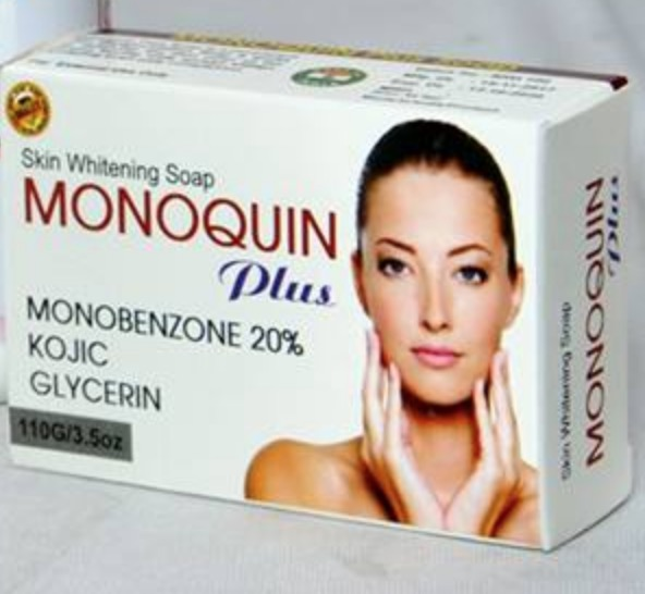 Decolorizing Soap, Monobenzone, 20% Concentration
