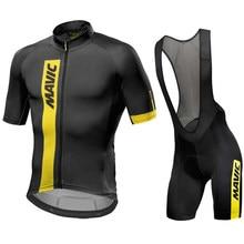 Abbigliamento-Maillot de Ciclismo para Hombre, Ropa de Ciclismo de montaña, Mavic, verano, 2021