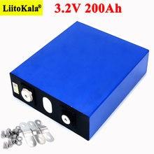 Liitokala – batterie lithium-fer-phosphate LiFePO4, 3.2V, 3.2 ah, 3C, pour onduleur 12v, 24V, véhicule, camping-car
