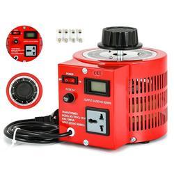Transformador Variable Variac de 5 Amp/8 Amp 1000VA/2000VA monofásico Max 0-250 AC Volt regulador de salida