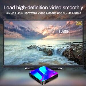 Image 4 - X88 PRO Android 11.0TV Box 2.4G e 5.8G Wifi RK3318 4GB 32GB 64GB 128G supporto Youtube Set Top Box