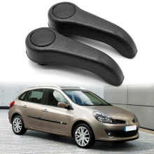 1/2sets-Seat Unique-Parts Renault Clio Lever-Pull-Handle Adjusting Portable Car Ce