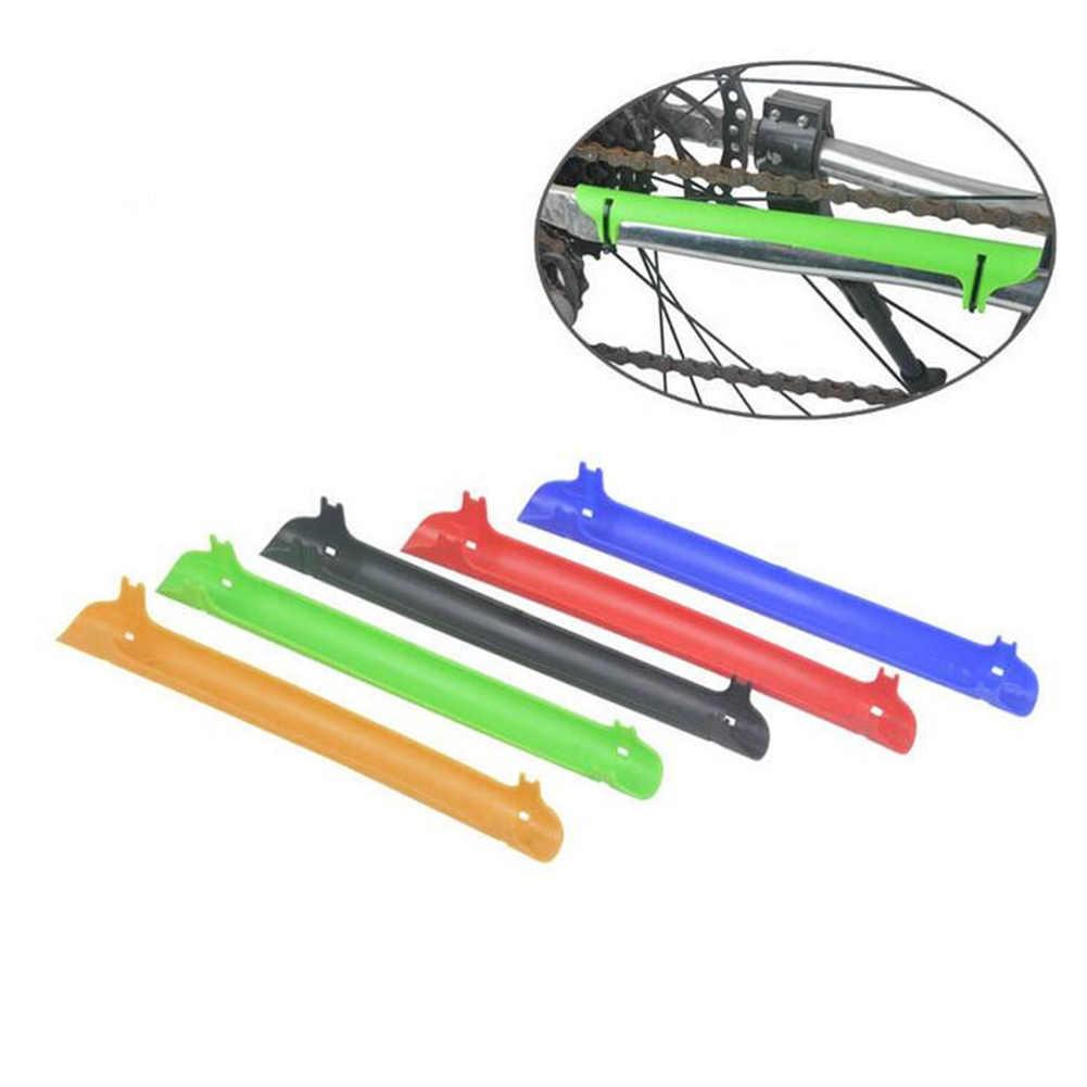 Protector de marco de bicicleta de plástico para bicicleta de montaña