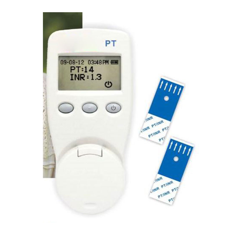 Laboratory Machine Coagulometer PT INR Portable Hand Held Blood Coagulation Analyzer Price