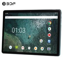 BDF 10 Inch Tablet Pc Android 9.0 2GB RAM 32GB ROM Dual SIM Card 3G Phone Call Tablets Google play GPS 10.1 WiFi Bluetooth
