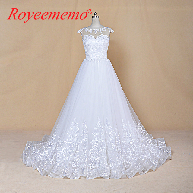 2020 ใหม่ออกแบบชุดแต่งงาน Vestidos de เจ้าสาวเจ้าสาวชุดที่กำหนดเองทำชุดแต่งงานโรงงาน