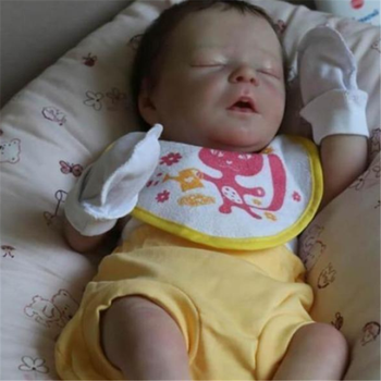 18inch bebe reborn Full Body Silicone Doll 46cm Soft Touch Realistic Reborn Toddler Reborn Baby Bath Toy For Children Playmate 18inch open eyes reborn baby dolls soft full body silicone lifelike newborn doll boy girl gift playmate children realistic doll