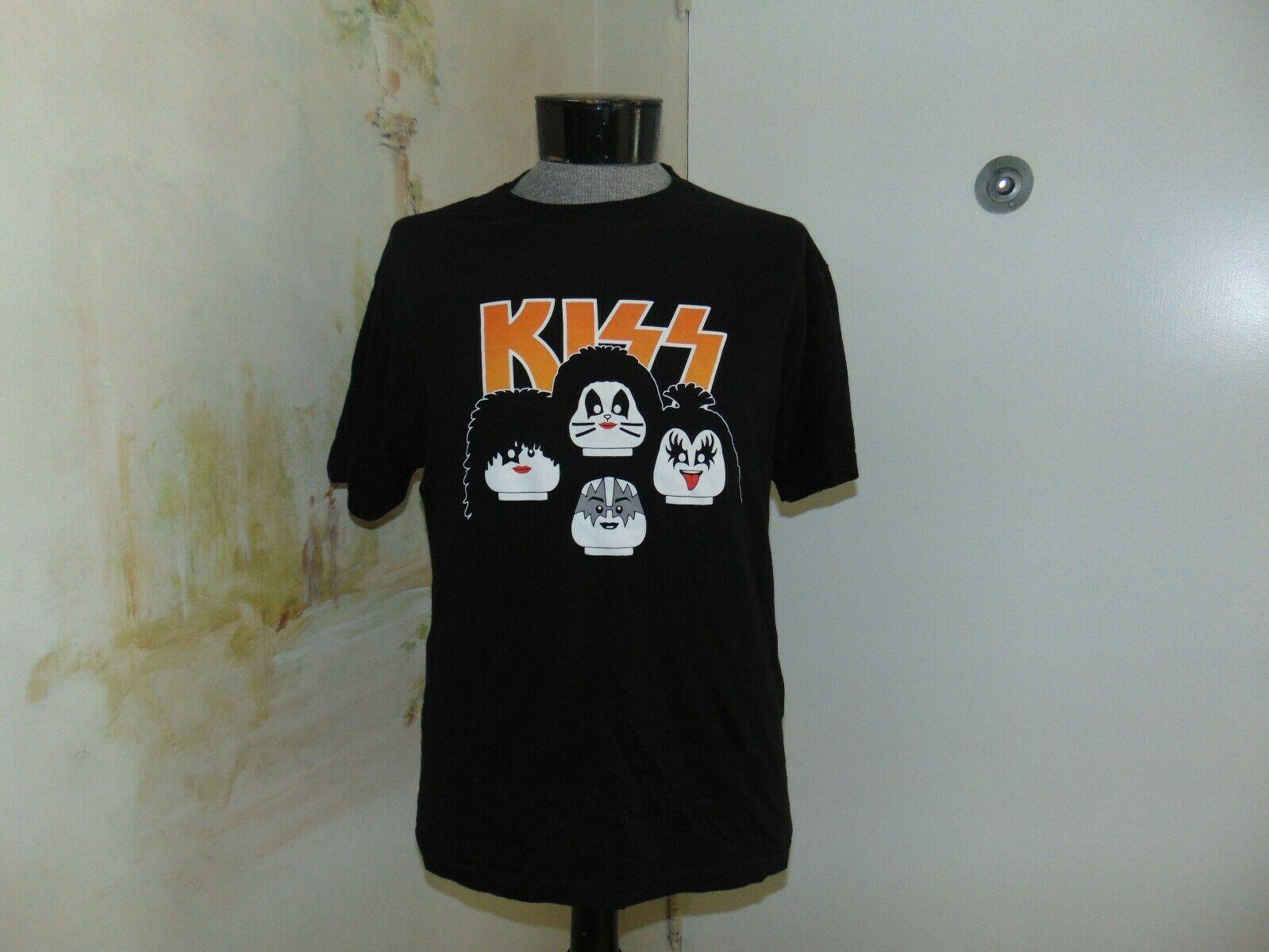 Lego baiser bande coton T Shirt Gene Paul Ace Peter taille L