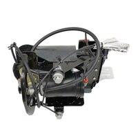 Para Cadillac XTS 3.6L V6 2015 2018 compressor de ar para suspensão a ar 84355910 23129283 22936012 22983463 23168660|Peças do amortecedor| |  -