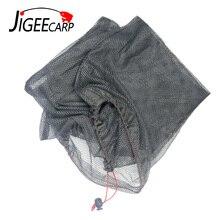 JIGEECARP 1 PC 80X30CM Carp Bag Fish Keeper Net Fish Landing