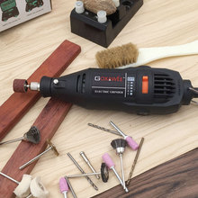 Mini Drill Power-Tools Universal-Chuck GOXAWEE Electric Dremel 3000 110V 4000 220V