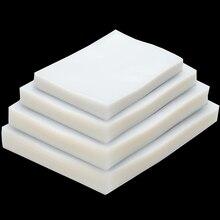 100 TEILE/LOS vakuum versiegelung Kunststoff Lagerung tasche für vakuum abdichtung maschine Verpackung dichtung taschen für lebensmittel