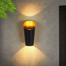 Waterproof Led Outdoor Wall Light Up Down Courtyard Villa Decoration Background