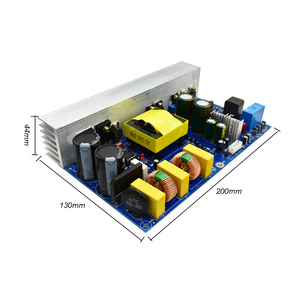 Image 2 - Lusya 1000ワット電源オーディオアンプボードクラスdモノラルチャンネルデジタルサウンドアンプスイッチ電源AC220/110v T1162