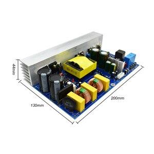 Image 2 - Lusya 1000W puissance Audio amplificateur carte classe D Mono canal numérique amplificateur de son avec interrupteur alimentation AC220/110V T1162
