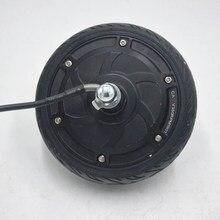 24 В 36 В 48 В 350 Вт Электрический Скутер моторный концентратор колеса 6,5 дюймов скутер двигатель для электрического скутера мотор