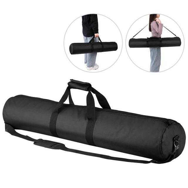 المهنية 70 125 سنتيمتر ضوء حامل حقيبة ترايبود Monopod كاميرا حافظة حمل غطاء حقيبة الصيد رود حقيبة صور حقيبة مقاوم للماء