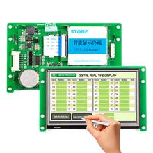 цена на Touch Panel 4.3 inch TFT LCD Module with Controller Board + Program for Embedded System