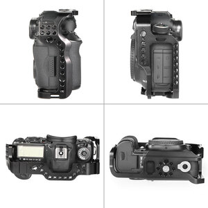 Image 5 - SmallRig Protective Cage for Canon 5D Mark III IV Camera With Bulit in NATO Rails Arca Swiss Plate   2271
