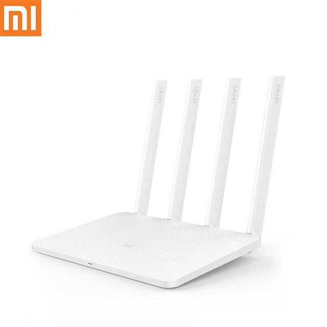 Xiao mi WIFI routeur 3G 1167Mbps double-coeur 2.4G/5G 802.11ac mi jia répéteur Extender 256 mo de mémoire USB 3.0 mi répétidor WiFi