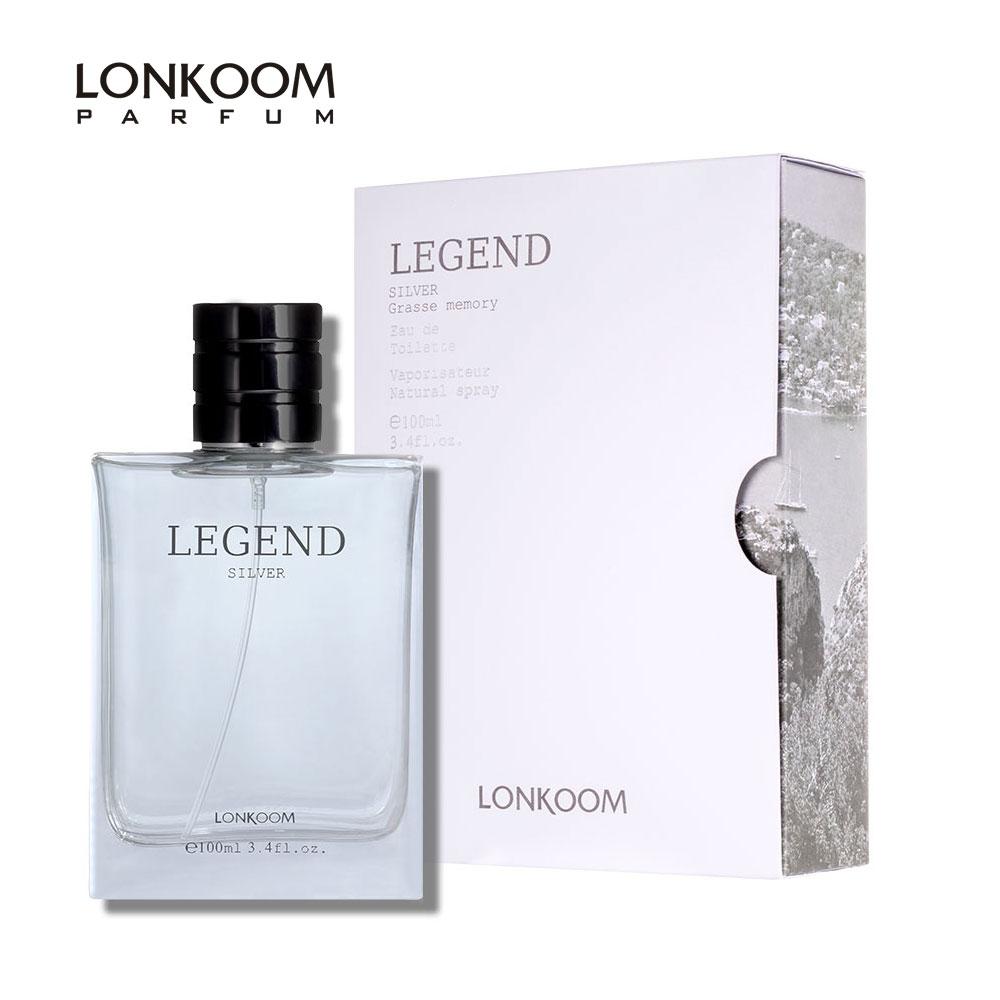LONKOOM Parfüm für unisex LEGENDE 100ml Eau De Parfum Spray 100ml Lang Anhaltende Duft Heißer Verkauf